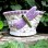 Lilac Dragonfly Planter